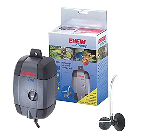Eheim 3701010 Luftpumpe air pump 100 regelbar