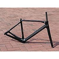 311# Toray Carbon Frameset Full Carbon UD Matt Road bike BSA Frame forcella BB Headset