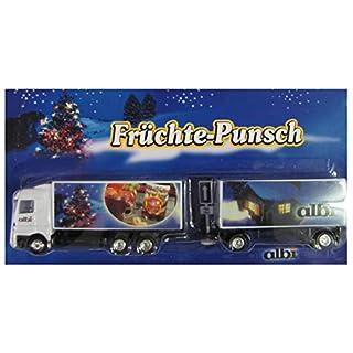 Albi Säfte Nr.05 - Früchte Punsch - MB Actros - Hängerzug