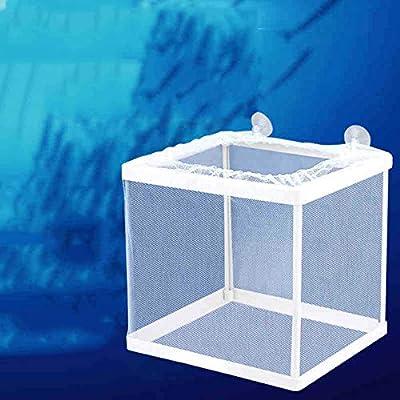 Vektenxi Premium Qualität DIY Befestigung Aquarium Fry Hatchery Zucht Aquarium Net Züchter NB-3201