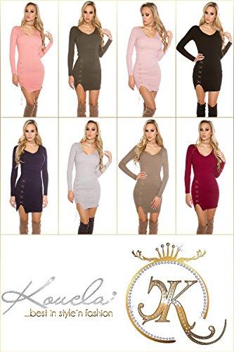 In-Stylefashion -  Vestito  - Donna Rosa