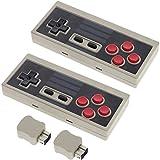 2x Smartfox Wireless Controller Gamepad Joypad für Nintendo Mini NES Classic