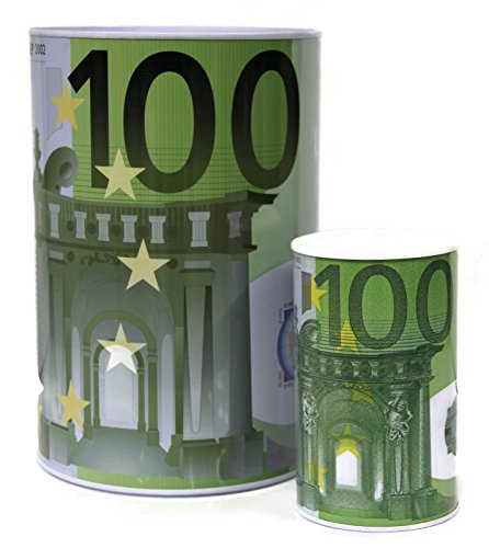 Out of the Blue 10073311 - Spardose 100 Euro-Note