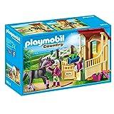 Playmobil Country 6934 - Stalla con Cavallo Arabo, dai 5 anni