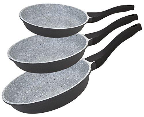 Menax-Infinity - Sartén Aluminio Fundido Indeformable