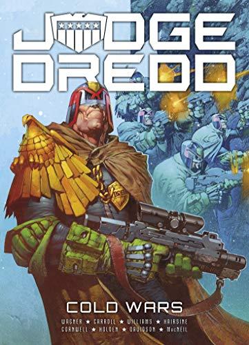 Judge Dredd: Cold Wars (English Edition)