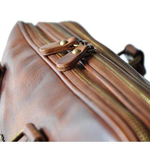 Pratesi Magliano borsa da lavoro - K230 King (Cognac) Cognac