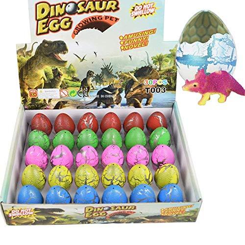 Yeelan Huevos Dinosaurio Huevo Juguete Crecimiento