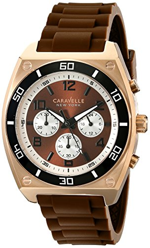 Caravelle New York - Mens Watch - 45A114