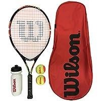 """Wilson Burn Juego de iniciación de tenis Junior de 25 """""""