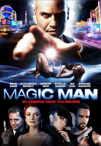 Bild von Magic Man [DVD] [Region 1] [NTSC] [US Import]