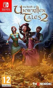 The Book of Unwritten Tales - Nintendo Switch