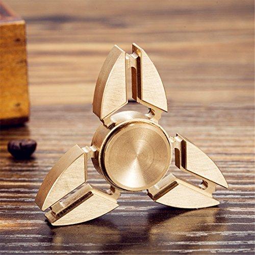 Produktbild VWH Fidget Hand Spielzeug Spinner Finger Spielzeug Druckentlastung Spielzeug für Kinder und Erwachsene