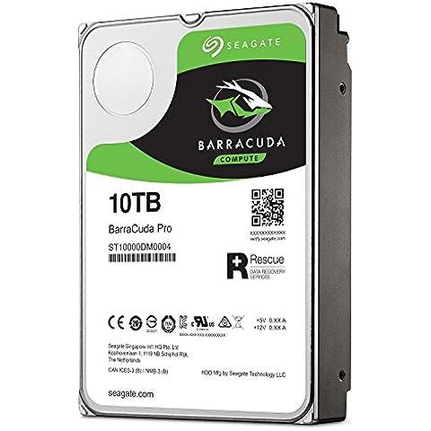 Seagate Desktop HDD de 250GB SATA 6Gb/s caché de 16MB 3,5pulgadas disco duro interno