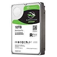Seagate 10TB BarraCuda Pro 3.5 inch Internal Hard Drive + FREE Assassin's Creed Origins PC Download Code