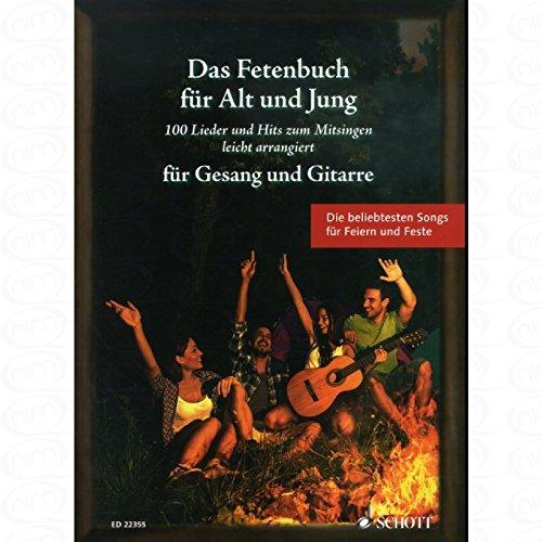 Delilah Blumen (Das Fetenbuch fuer Alt und Jung - arrangiert für Gesang und andere Besetzung - Gitarre - Akkorde [Noten/Sheetmusic])