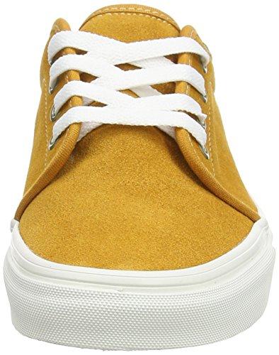 Vans U 106 Vulcanized Vintage, Sneakers Hautes mixte adulte Orange ((vintage) Inca G