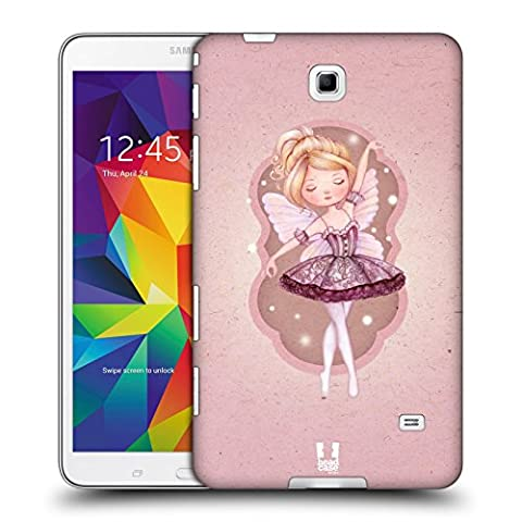 Head Case Designs Sugar Plum Fairy The Nutcracker Hard Back Case for Samsung Galaxy Tab 4 8.0