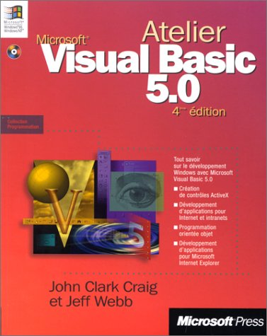 Atelier visual basic 5.0