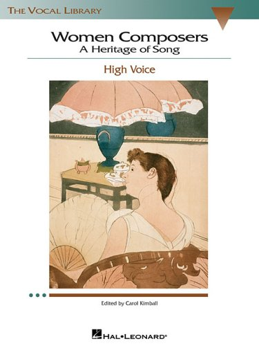 Heritage of Song: The Vocal Library High Voice (Carol Kimball Song)