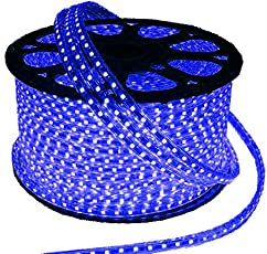 Citra LED Strip Light Waterproof Roll 14 Meter (120 led/Mtr) Blue