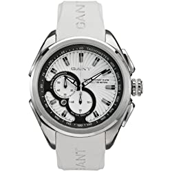 GANT Herren-Armbanduhr XL Analog Quarz Plastik W10585