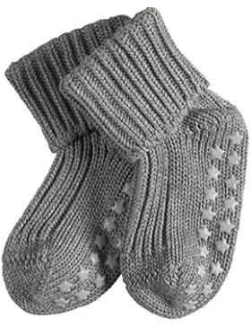 FALKE Unisex Baby Socken Cotton Catspads, Blickdicht, 1 paar