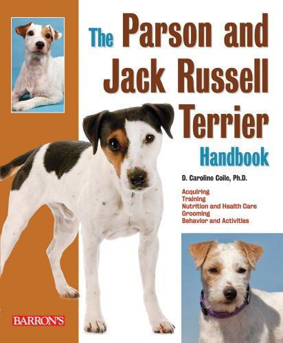 The Parson and Jack Russell Terrier Handbook (Barron's Pet Handbooks) por D. Caroline Coile