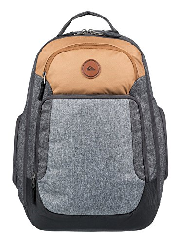 Quiksilver Herren Shutter Backpack, Braun (Rubber Heather), 49 Centimeters