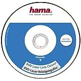 Hama DVD Reinigungsdisc (zur Besetigung von Schmutz in DVD Laufwerken) Laser-Reinigungs DVD