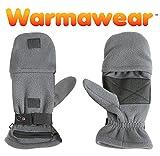 Muffole Riscaldate Warmawear Dual Fuel in Pile - Piccolo/Medio