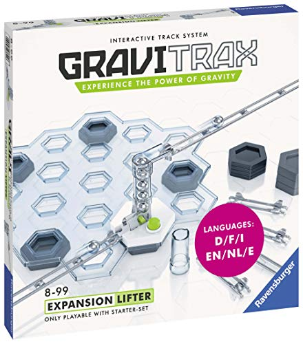 Ravensburger 27622 - GraviTrax Ascensore Set Espansione Gioco