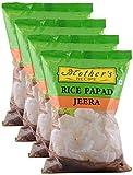 #3: Big Bazaar Combo - Mother's Recipe Rice Papad Jeera, 75g (Buy 3 Get 1, 4 Pieces) Promo Pack