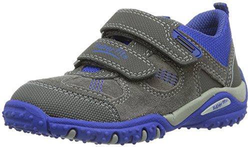 Superfit  SPORT4 MINI, {Chaussures premiers pas pour bébé (garçon) Gris Gris Gris - Grau (STONE KOMBI 06)
