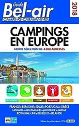 Guide Bel-Air Campings en Europe 2018