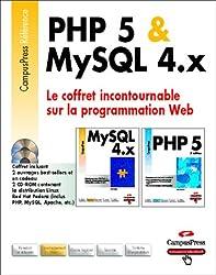 PHP 5 + MySQL 4.x (coffret 2 CD-ROM)