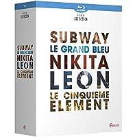 Coffret Luc Besson : Subway + Le Grand Bleu + Nikita + Léon + Le Cinquième Élément