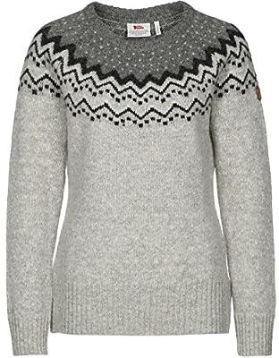 Fjällräven Övik Knit Sweater W sand von Fjällräven bei Outdoor Shop