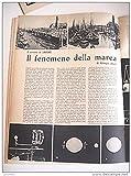 Giorgio Abetti - IL FENOMENO DELLA MAREA