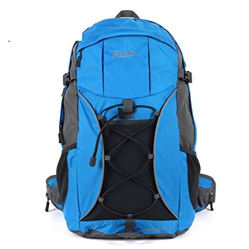 Sincere® Package / Sacs à dos / Portable 32L / Ultraléger extérieur sac de randonnée imperméable / 32L randonnée à dos d'équitation bleu