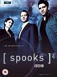 Spooks : Complete BBC Series 4 [2002] [DVD]