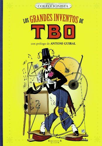 LOS GRANDES INVENTOS DEL TBO: EDICION COLECCIONISTA 4 (MAGOS DEL HUMOR)
