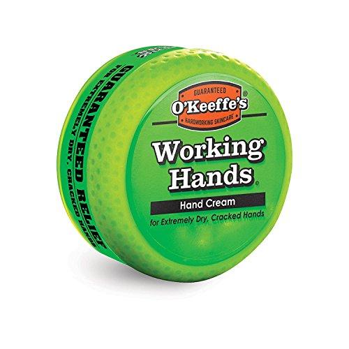 6 X O'Keeffe's® Working Hands® Hand Cream 96g Jar