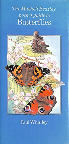 The Mitchell Beazley Pocket Guide to Butterflies