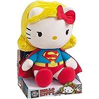 Jemini - Peluche Hello Kitty Súper Héroes - Superwoman 27cm - 3298060227919