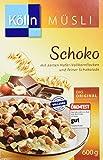 Kölln Müsli Schoko, 4er Pack (4x 600 g)