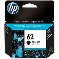 HP 62 Original Druckerpatrone (für HP OfficeJet 200, 5740; HP ENVY 5540, 5640, 7640) schwarz