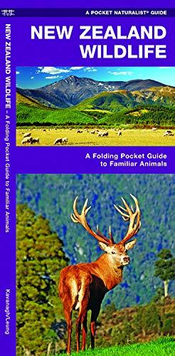 New Zealand Wildlife: A Folding Pocket Guide to Familiar Animals (Pocket Naturalist Guide) por James Kavanagh