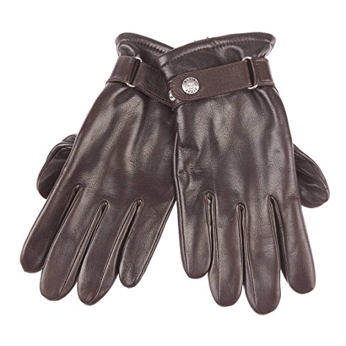 Gants Glove story Marron
