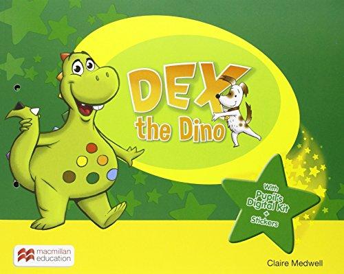 DEX THE DINO Pb Pk